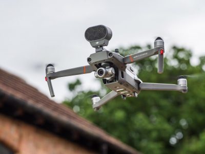 Drone Roof